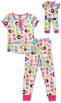 Dollie & Me Girls 4-14 Princess Pajama Set