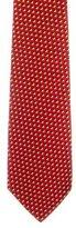 Charvet Silk Patterned Tie