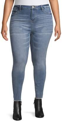 Design Lab Plus Cassie Skinny Jeans