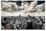 Elementem Photography NYC New York Skyline Photographic Canvas Wall Art