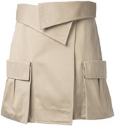 Monse patch pocket skirt