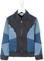 Stella McCartney patch denim jacket