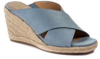 Andrew Geller Kimber Espadrille Wedge Sandal