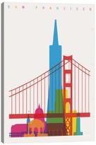 iCanvas 'San Francisco' Giclee Print Canvas Art