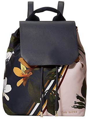 Ted Baker Taitumm (Dark Blue) Backpack Bags