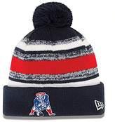New Era New England Patriots NE14 On Field Sport Knit Beanie