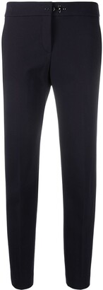 Fay Hook cigarette trousers