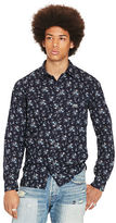 Denim & Supply Ralph Lauren Floral-Print Cotton Workshirt