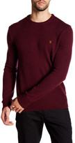 Farah Rosecroft Knit Wool Sweater