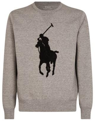 Ralph Lauren Big Polo Pony Sweatshirt