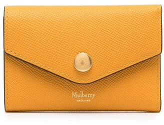 Mulberry Folded Multi-Card Wallet