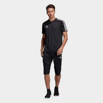 adidas Men's Tiro 19 Three-Quarter Training Pants