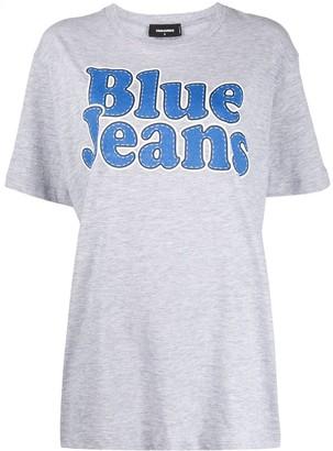 DSQUARED2 Blue Jeans T-shirt