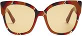 Gucci Oversized square-frame sunglasses