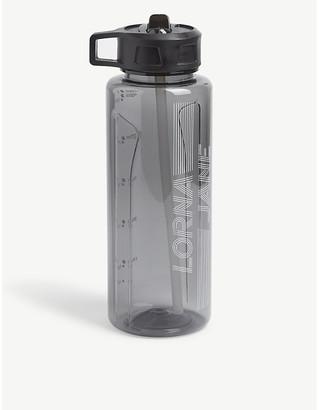 Lorna Jane Logo-print plastic drinking bottle 1l