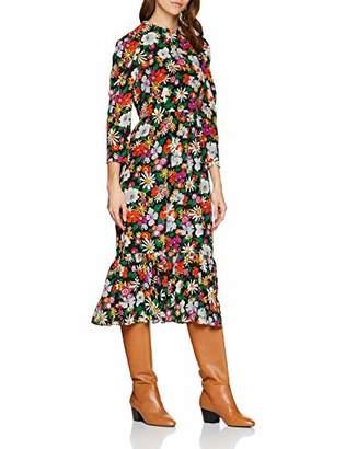 LK Bennett womens ALISSA Knee-Length Long Sleeve Dress,(Manufacturer Size: 38)