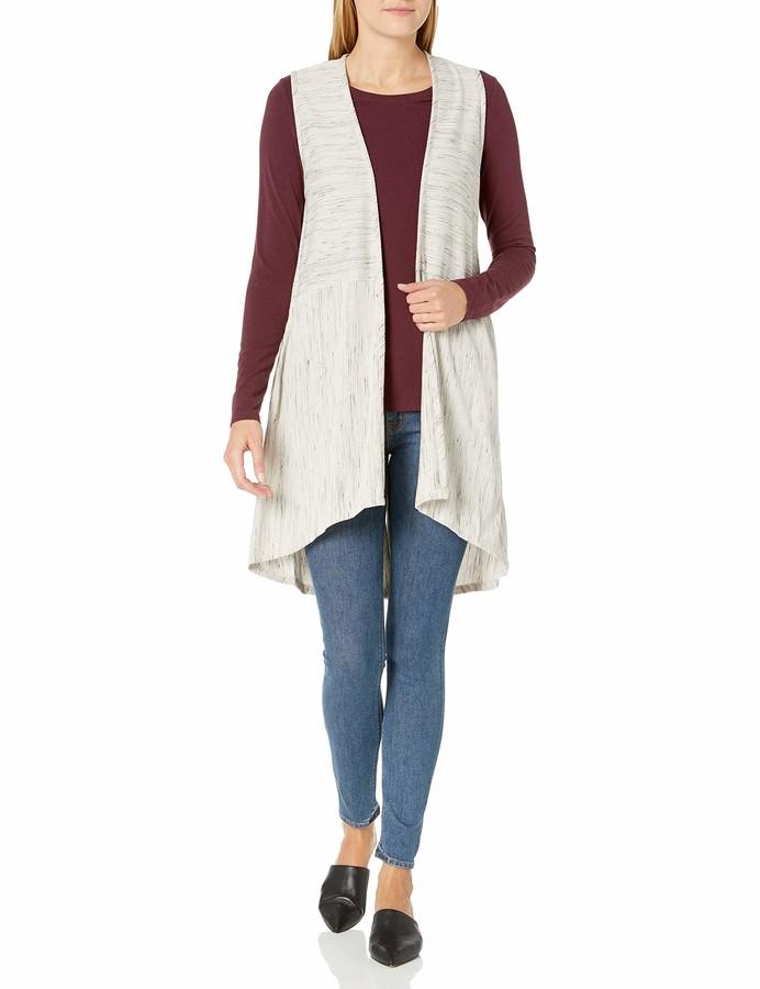 Thumbnail for your product : Jones New York Womens Back Slit Vest
