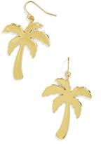 BaubleBar Palmera Earrings