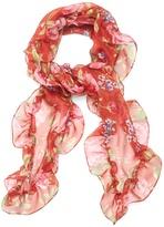 Balenciaga Ruffle scarf
