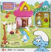 Mega Bloks Smurfette (39 pcs)