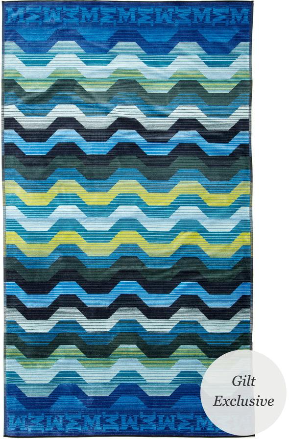 Missoni Home Missoni Beach Towel