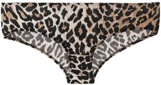 Dolce & Gabbana Leopard Print Briefs