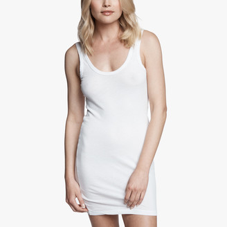 James Perse Long Skinny Tank Dress