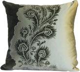 One Kings Lane Vintage Silk Velvet Pillow