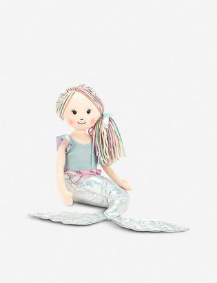 Jellycat Aqua-lily mermaid soft toy 19cm