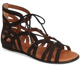 Gentle Souls Women's 'Break My Heart 3' Cage Sandal