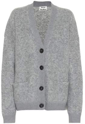 Acne Studios Mohair and wool cardigan