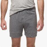 James Perse Melange Jersey Boxer Short