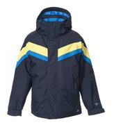 Trespass Childrens Boys Kennedy Padded Waterproof Ski Jacket