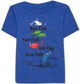 "Toddler Boy Dr. Seuss ""One Fish, Two Fish, Red Fish, Blue Fish"" Graphic Tee"