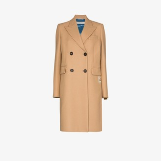 Golden Goose Alena double-breasted coat