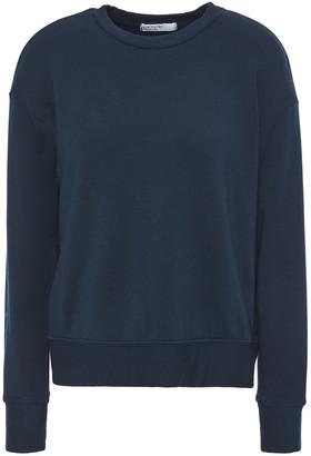 Stateside Modal-blend Fleece Sweatshirt