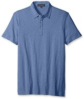 Robert Barakett Men's Miami Short Sleeve Polo