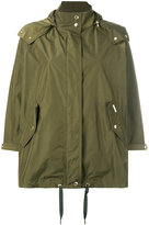 Woolrich hooded tent parka - women - Polyamide/Polyester - S