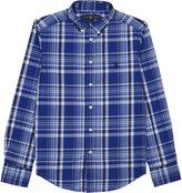 Ralph Lauren Checked Cotton Shirt 6-14 Years