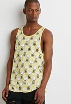 Forever 21 Charlie Brown Print Tank