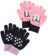 Osh Kosh 2-Pack Paris Gloves