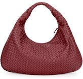 Bottega Veneta Veneta Large Intrecciato Hobo Bag