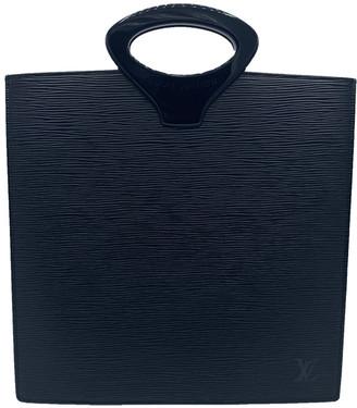 Louis Vuitton Black Epi Leather Ombre Bag