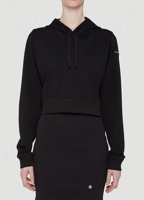 Alyx Cropped Hooded Sweatshirt