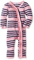Splendid Littles Baby-Girls Newborn Capri Stripe Romper