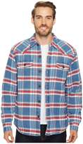 True Grit Mountain High Shirt Jacket with Sherpa Lining