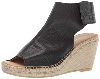 Andre Assous Women's Flora Espadrille Wedge Sandal 7 M US