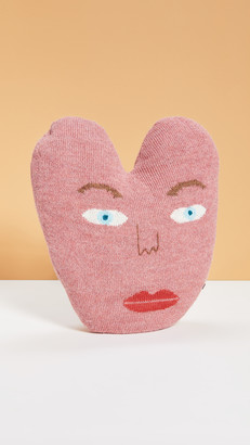 Gift Boutique Kid's Oeuf Heart Pillow