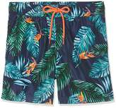 Le Temps Des Cerises Boy's BGERMANOBO00000 Swim Shorts
