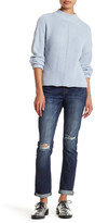 KUT from the Kloth Catherine Slouchy Boyfriend Fit Denim Pant